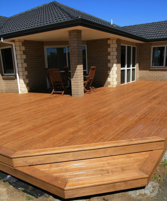 decking for about us